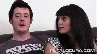 PUTA LOCURA First Time Teen CoupleHD