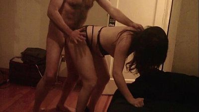 Mexican hotwife Miau Miau fucked by old american bull