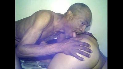 Old man fucking that young tight pussy on world star xxx