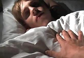 Sleeping Boy Gets Handjob