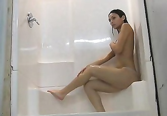 Indian Girl Nude Photo Shoot In Shower