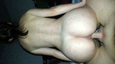 She loves bouncing on my dick