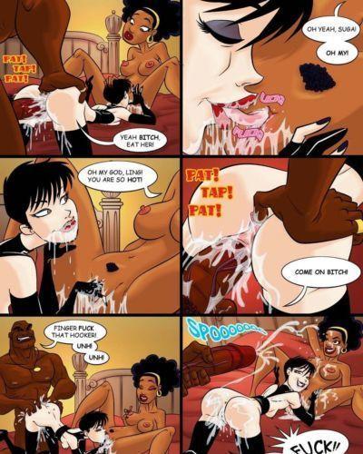 Jab Comix – Omega Girl 1 - part 2