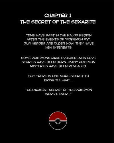Pokemon Sexxxarite 1