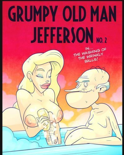 Jab Comix – Grumpy Old Man Jefferson 2