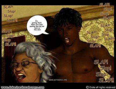 Ms Jiggles 3D – Part 2- Duke Honey - part 2