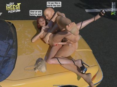 Daddy & Taxi driver- Incest - part 2
