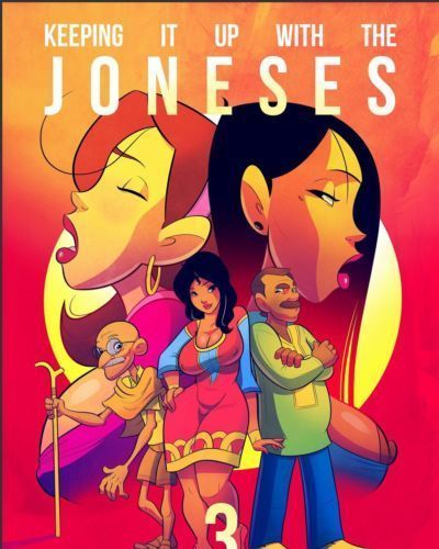 Jab Comix – Keeping It Up With The Joneses 3