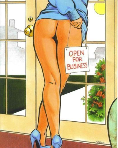 Milf cartoon pics