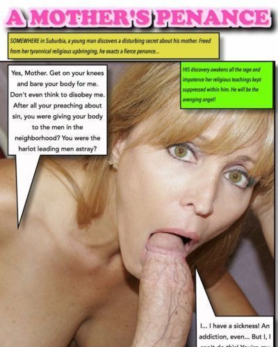 A Mother's Penance- Incest