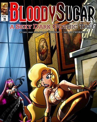 Bloody Sugar 3-4