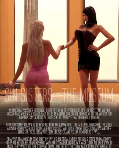 Sin Sisters - The Museum