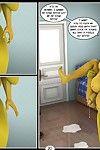 Marge's Big Secret- Simpsons 3D - part 2