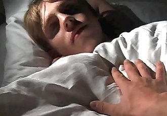 Sleeping Boy Gets Handjob