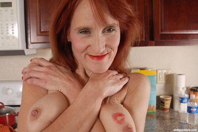 Redhead pussy