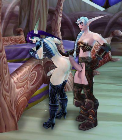 Shikrons World of Warcraft Screenshot Manipulations - part 6