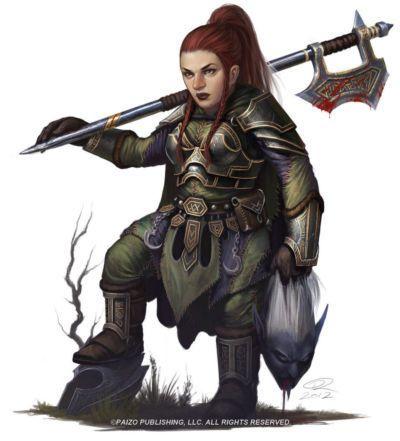 Dwarf Girls - part 8