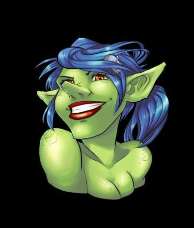 Goblin Girls - part 32