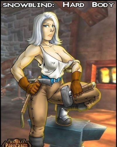 World of Warcraft - Humans