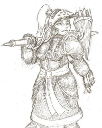 Dwarf Girls - part 4