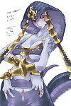 Lamia / Naga Collection - part 5