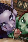 Warcraft + misc Elf Mega Pack