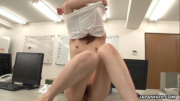 Office worker getting cunt fucked on the table HD+