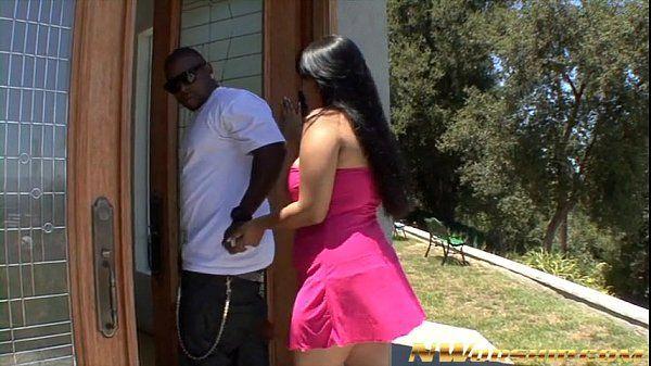 asian girl enjoys a big black dick for interracial sex fun