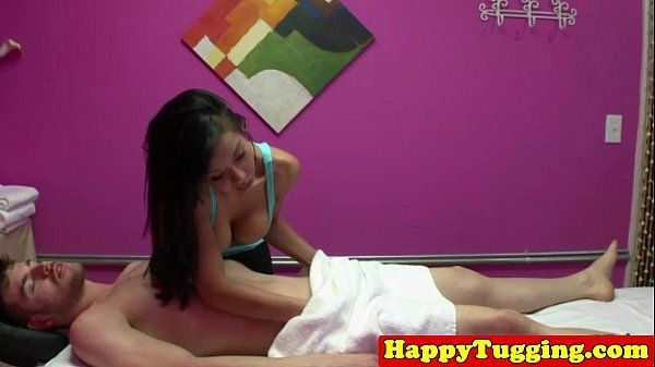 Real nuru masseuse giving brain HD