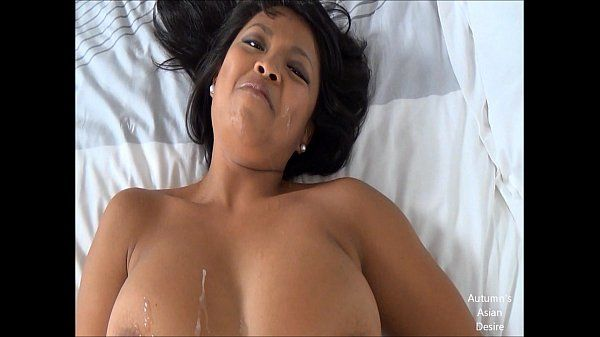 Hot Asian Chick Does It All! HD