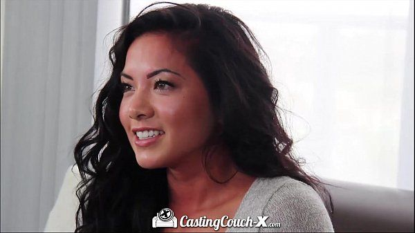 CastingCouch-X Beautiful ultimate fighter is ready to do porn HD
