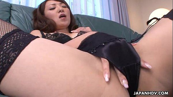 Frustrated wife masturbates as her husband is away