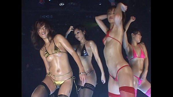 HGD Club Sexy Dance Vol.5 All Dancers Natsumi, Ami, Akane, Minaki-FX