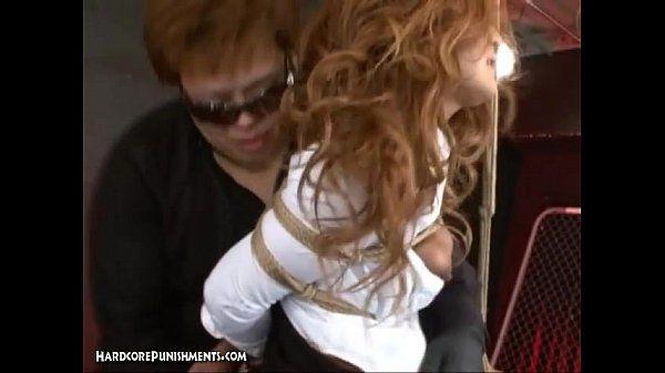 Japanese Bondage Sex BDSM Punishment of Asuka