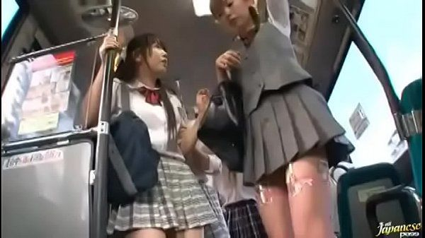 Japanese Schoolgirl With Glasses In Red Fishnet Stockings Gets Fucked By Schoolb