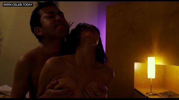 Aoba Kawai Asian girl, Explicit sex scenes, Big Boobs Sayonara kabukicho (2014)