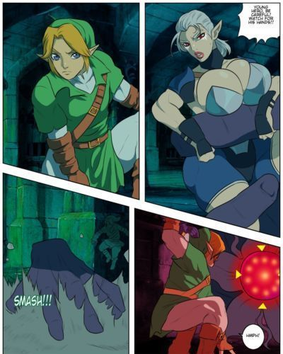 Jay Marvello Ocarina of Time (The Legend of Zelda) Ongoing
