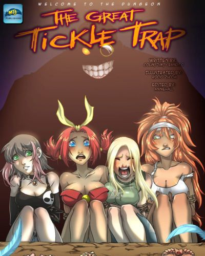 The Great Tickle Trap Part 1