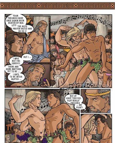 Aegean Tales Ian Hanks Gay Twinks Older Men - part 3