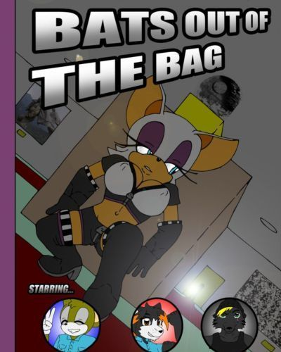 SiNShadowed Bats Out of the Bag (Sonic The Hedgehog) - part 3