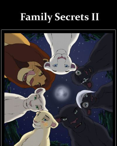 The-Shadow-Of-Light Family Secrets 2: Pride Rituals (WIP)
