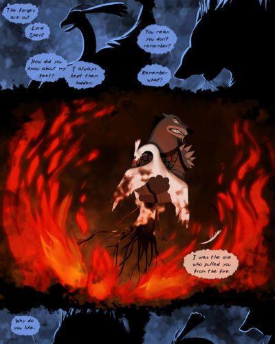 Kamesu Micchacara Shen comic (Kung Fu Panda 2) - part 2
