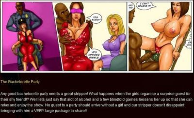 Kaos The Bachelorette Party