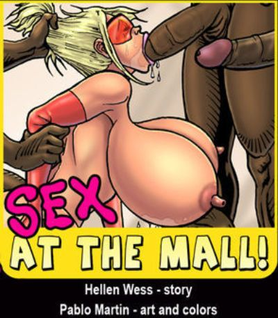 Pablo Martin Sex at the Mall! Complete