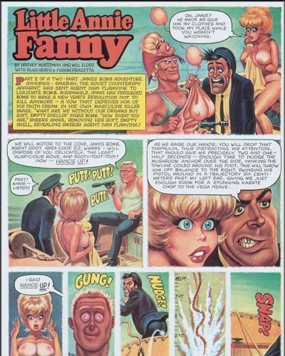 Playboy Little Annie Fanny Collection (1-100) - part 5