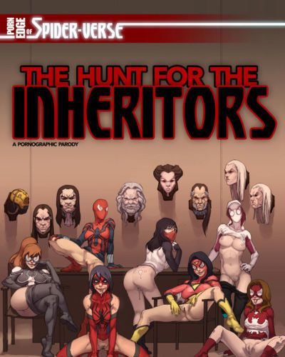 Cheese-Ter The Hunt for the Inheritors (Spider-Woman)