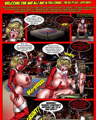 Smudge Cathy Canuck - Demon School! - part 2