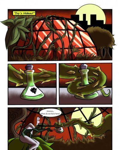 silverbulletproof Ivy Wolf (Batman)