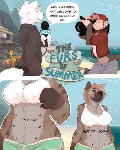 Seth-iova The Furs of Summer