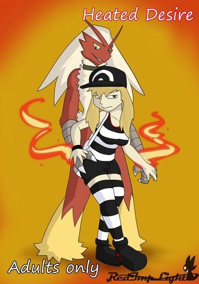 RedImpLight Heated Desire (Pokemon)